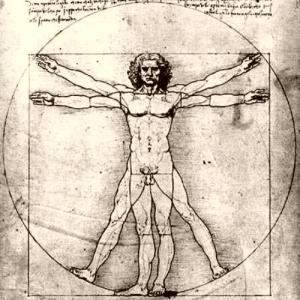 Leonardo representa la síntesis de la máxima manifestación del espíritu humano, tanto en el arte como en la ciencia y la técnica.
